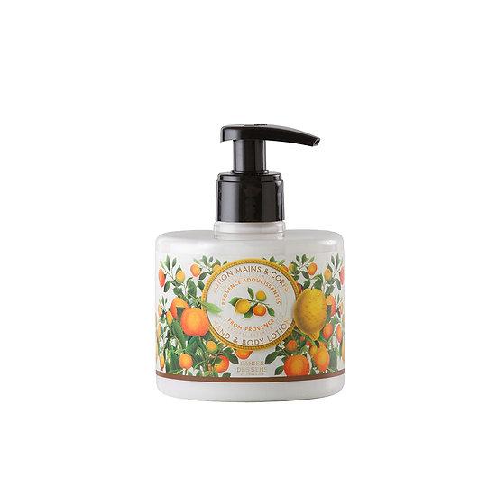 Panier des Sens - Hand & Body Lotion Provence