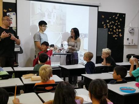 Kids Elite Technology Engineering Robot Project