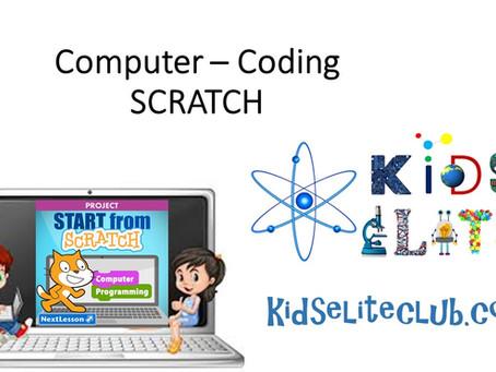 Computer – Coding SCRATCH