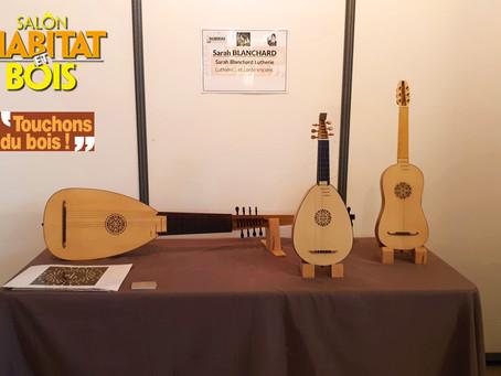 Expo + conférence : sb-Lutherie à Épinal, 17 et 19 septembre!