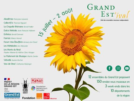 Grand Est'ival 2020 !!!