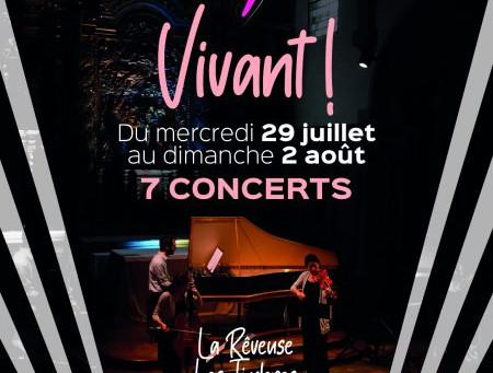 Musique et Mémoire 2020 - Vivant !