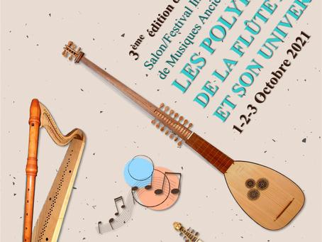 Salon/Festival de musiques anciennes