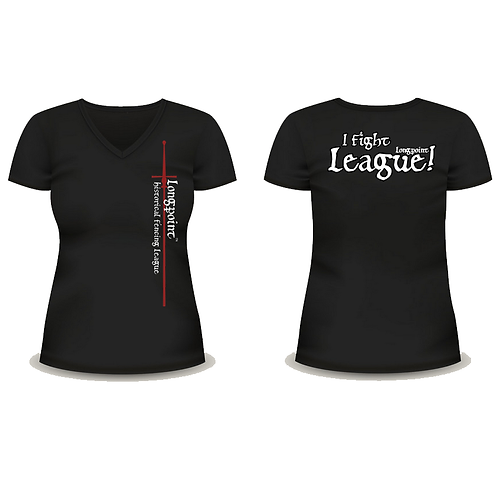 """I Fight Leage!"" T-Shirt Women's"
