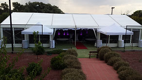 Clearspan marquee hire Melbourne