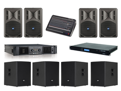 Audio equipment Hire & Sales