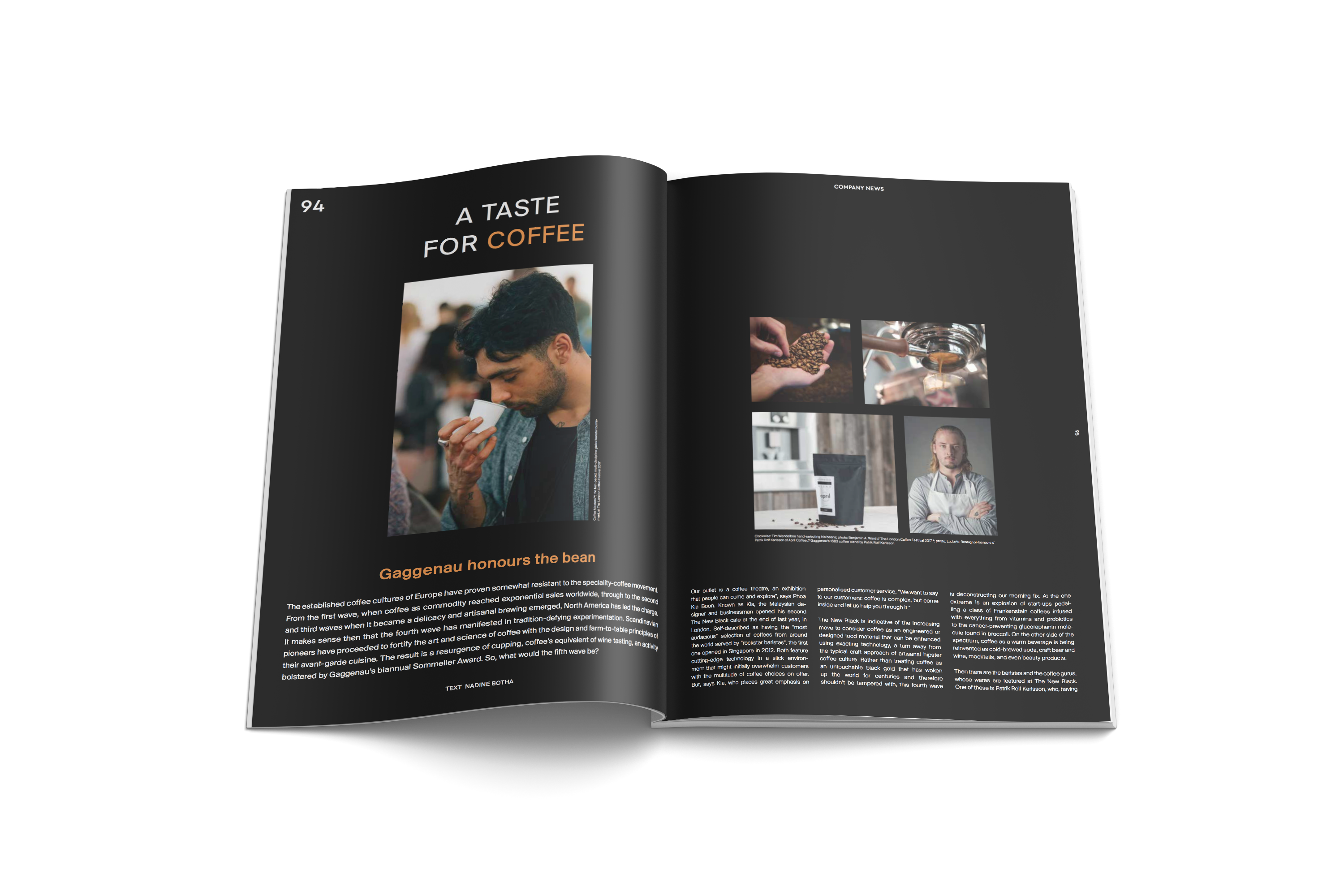 Gaggenau Advertorial