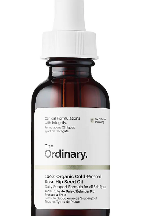 The Ordinary 100% Organic Cold Pressed Rosehip Seed Oil