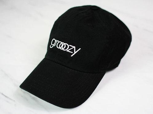 grooozy Six Panel Cap BLACK