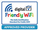 Friendly WiFi approved provider