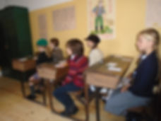 World War 2 Classroom