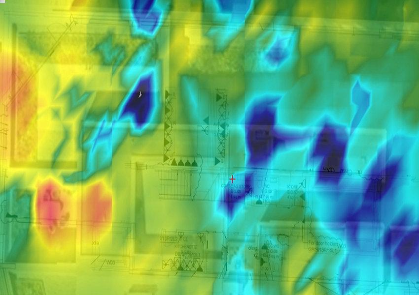 Ocean Digital Wireless Heat Map report