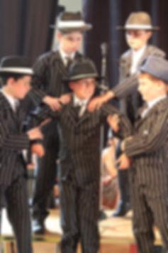 Bugsy Malone school play
