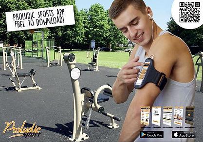 Proludic Sports Outdoor Gym App