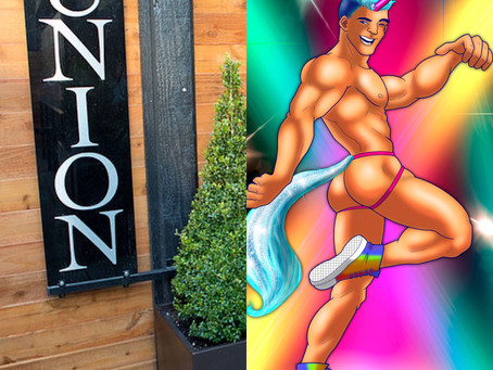 Art Show at Union Bar & Grill beginning end of June