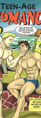 Teen-Age Romance Comic Spoof 1