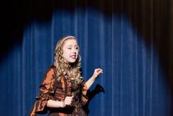 Alanah Parkin as The Princess