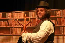 Blake Everett as Ebenezer Scrooge