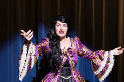 Hayley Noy as the Evil Stepmother