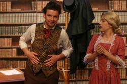 Young Scrooge & Fan