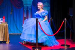 Gabriella Russo as Cinderella