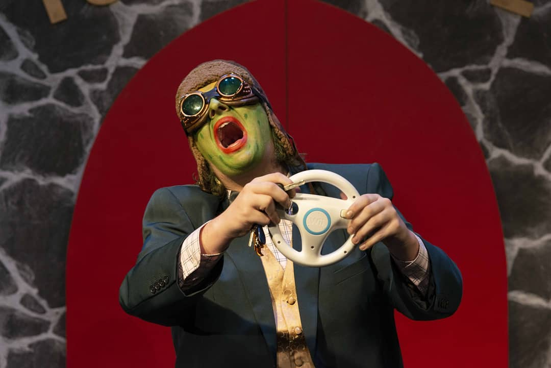 Blake Everett as Mr Toad