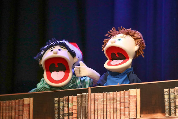 Singing puppets