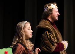 The Princess & The King