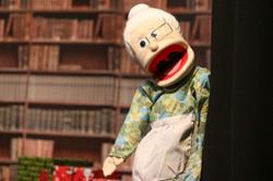 Puppet fun!