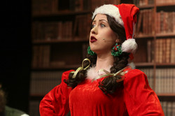 Alanah Parkin as the Narrator Elf