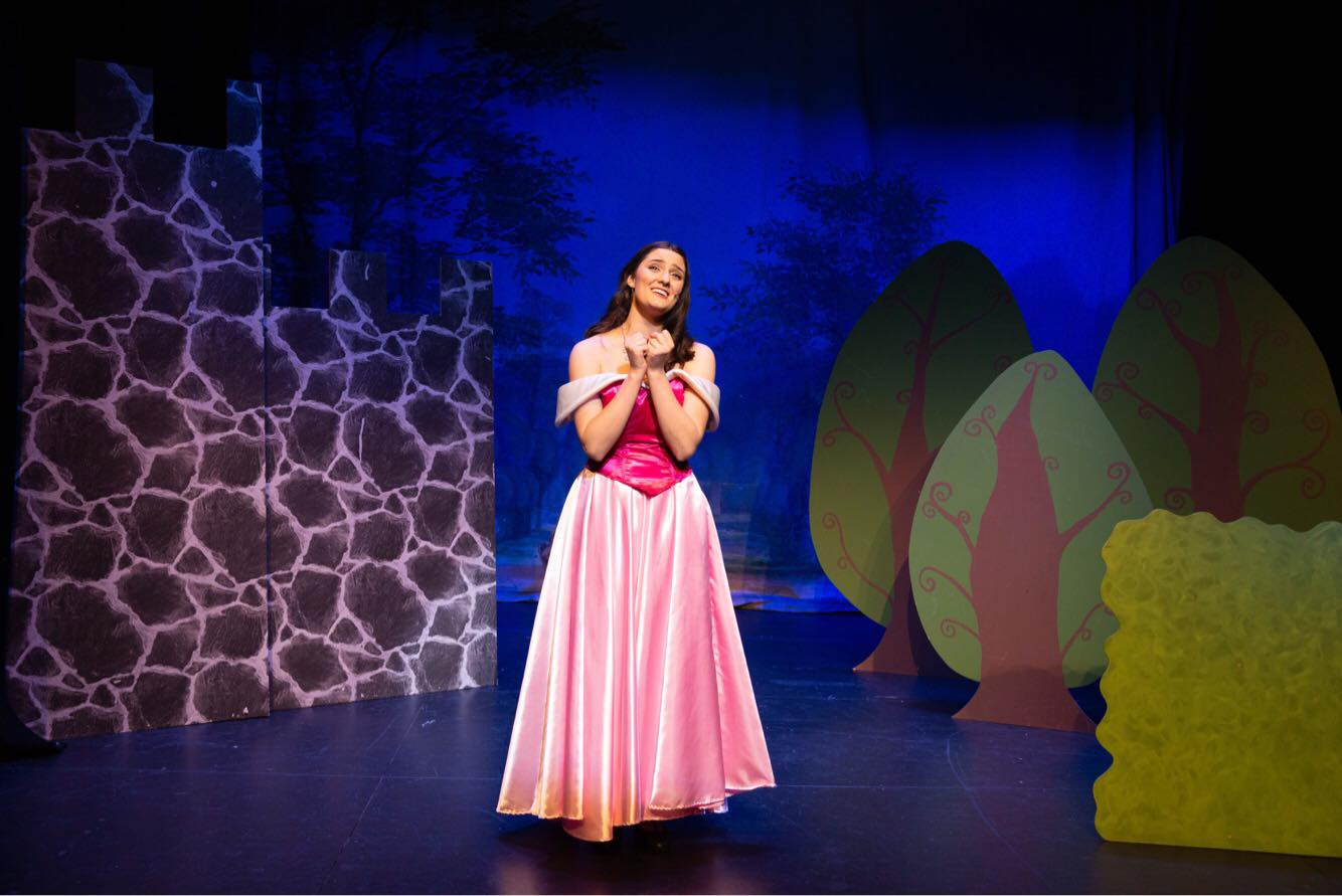 Sophie Guidolin as Princess Aurora