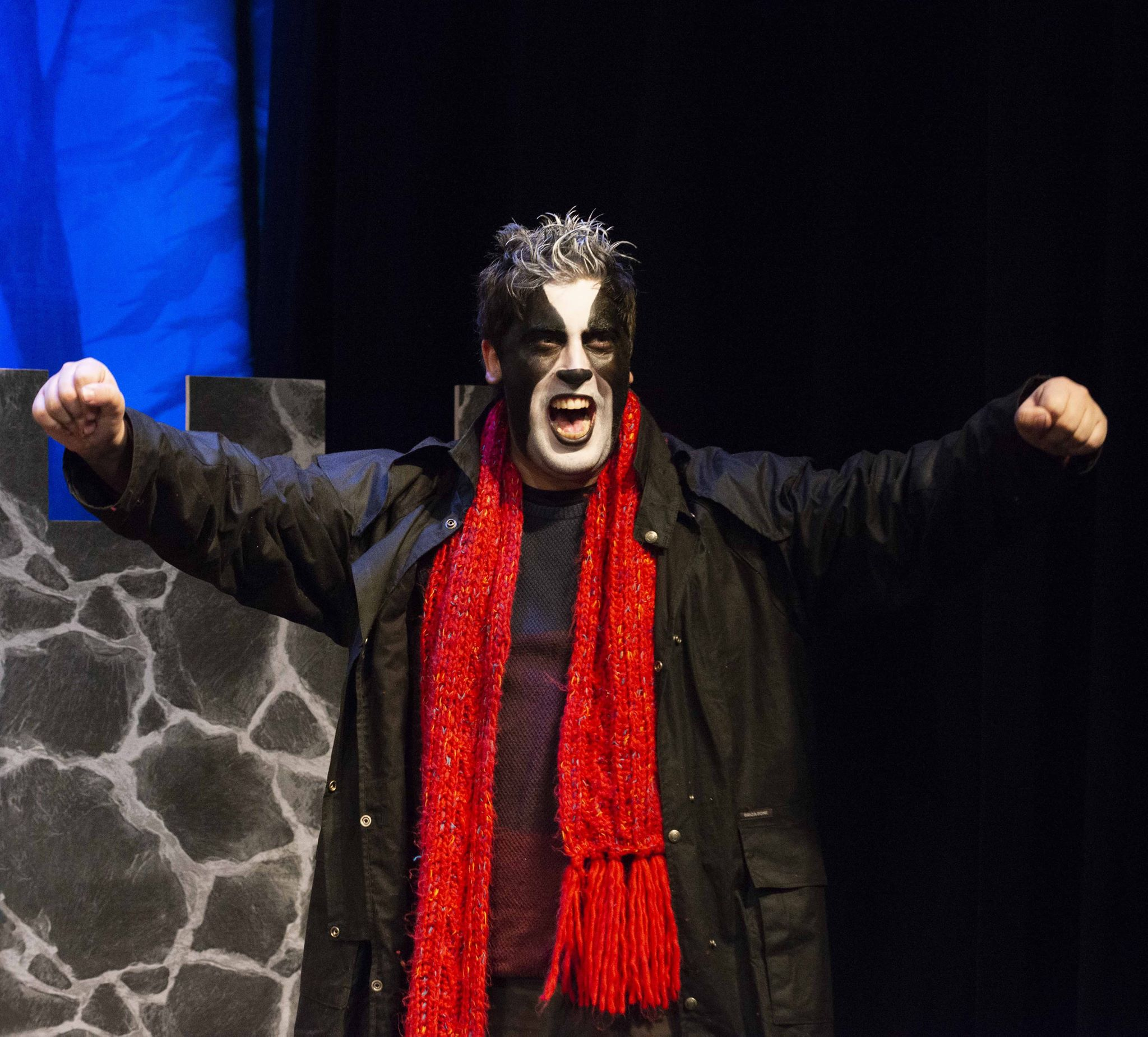 Aidan Niarros as Badger