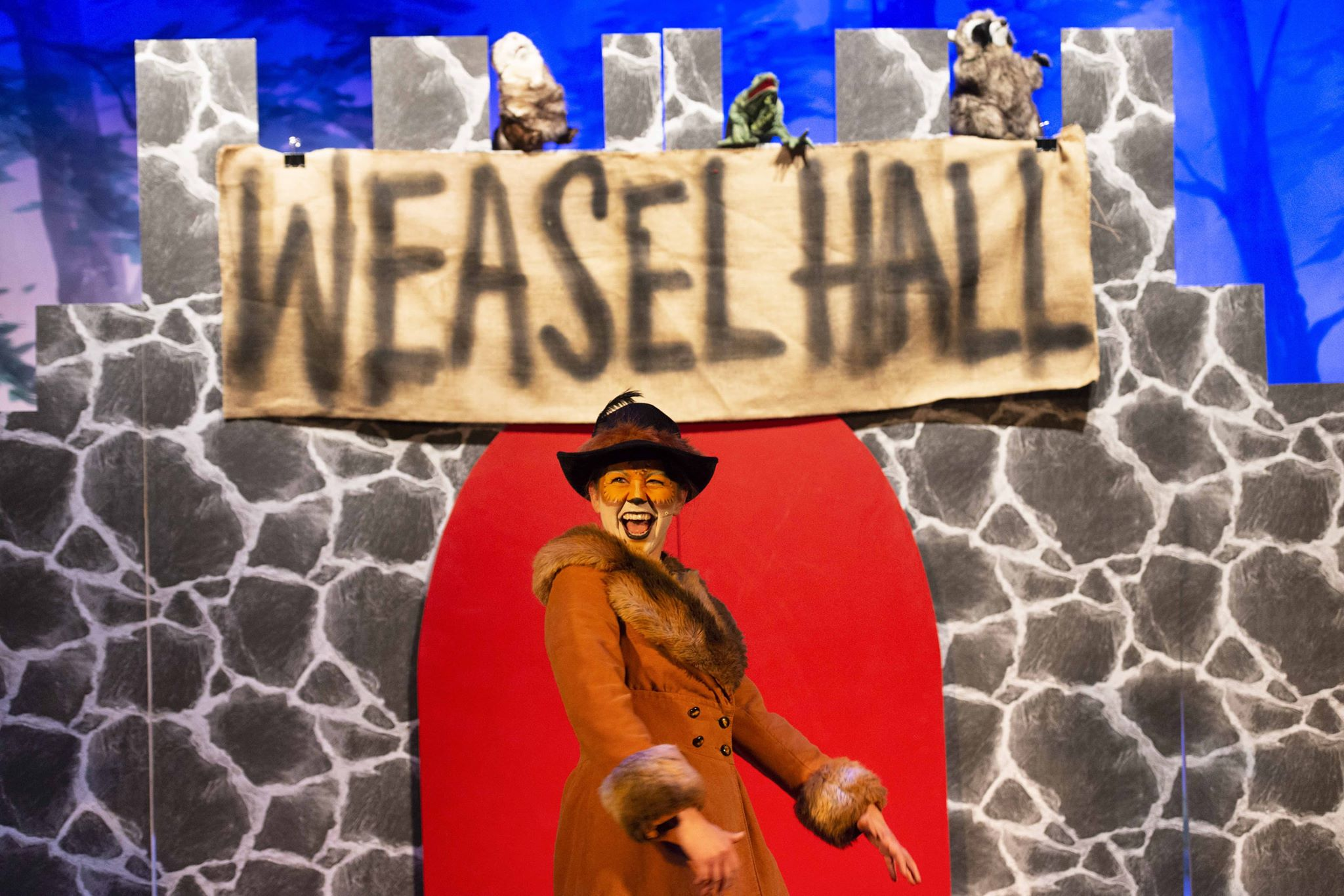 Tess Branchflower as Weasel