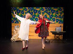 Grandma Hood & Little Red