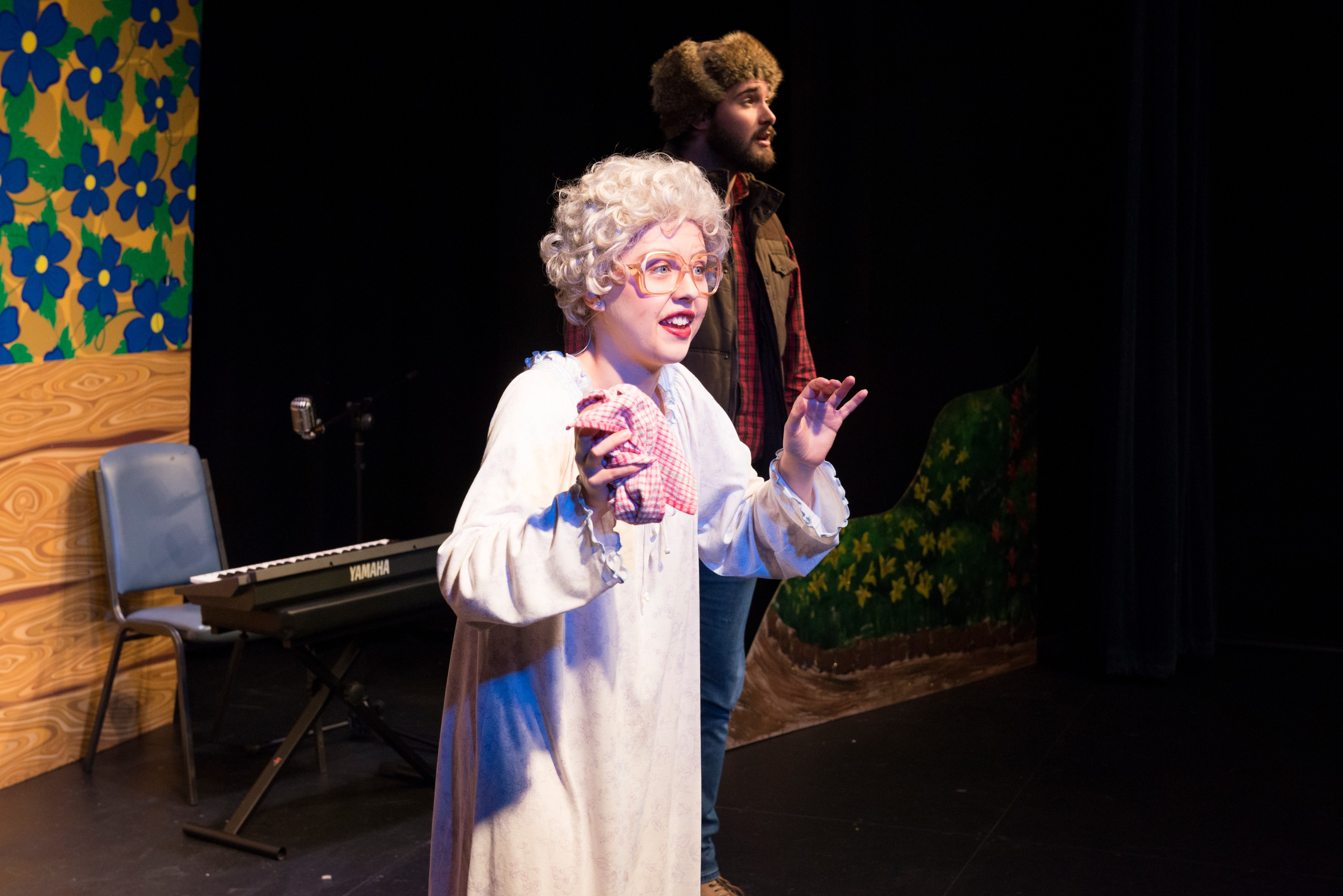Grandma Hood & Simon