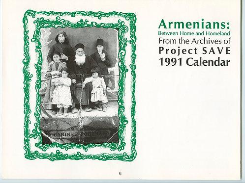 1991 Armenians: Beyond Home and Homeland