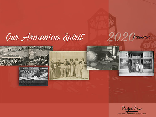 2020 Our Armenian Spirit
