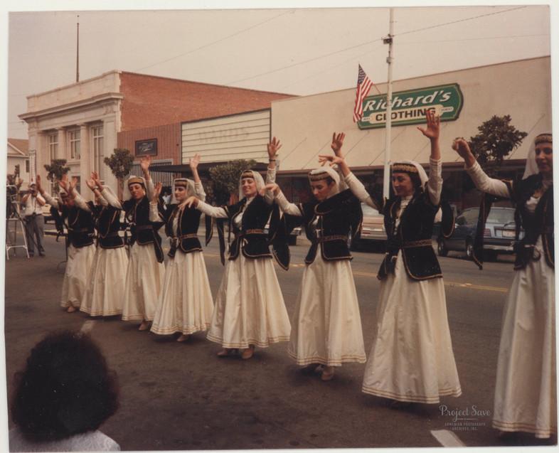 1988, Reedley, California