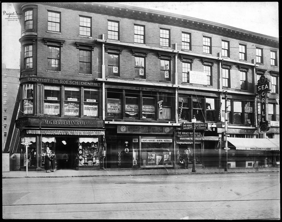 1919, Worcester, Massachusetts