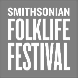 We're part of the Smithsonian Folklife Festival!