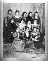 1899 Ada Pazar, Ottoman Empire