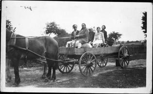 1930s, Saratoga Springs, New York