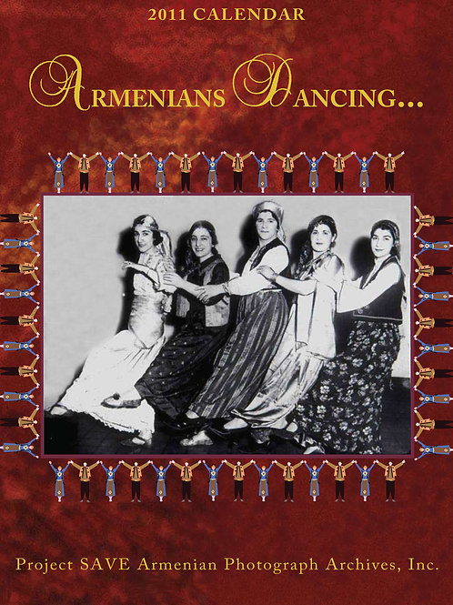2011 Armenians Dancing