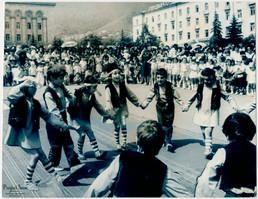 1988, Kirovakan, Armenia