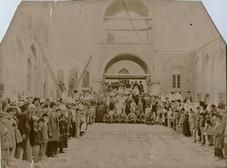 1901, New Julfa, Iran