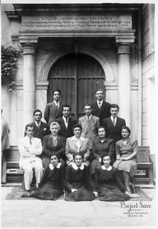 1947, Istanbul Turkey