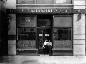c.1918, New York City
