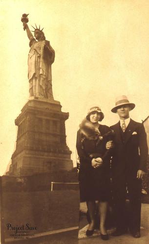 1928, New York