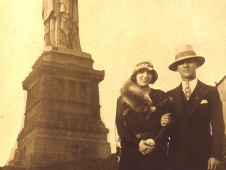 Miss Liberty—How Did She Get Into the Picture?