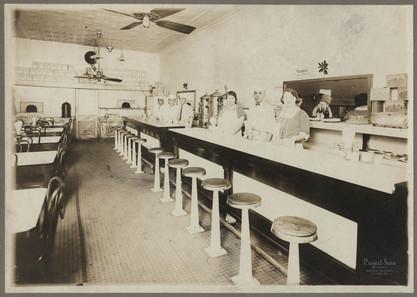 c.1921, Highland Park, Michigan